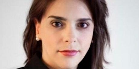 Encuentro con Dra. Andrea Domínguez Barbosa entradas