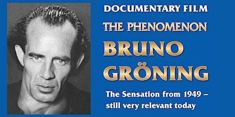 Hurstville Sydney Documentary Film: The Phenomenon of Bruno Groening tickets