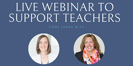 FREE Live Webinar on Mindfulness and Self-Compassion for Educators tickets
