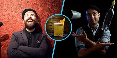 Online Cocktailkurs (Whiskey) und Livemusik Tickets