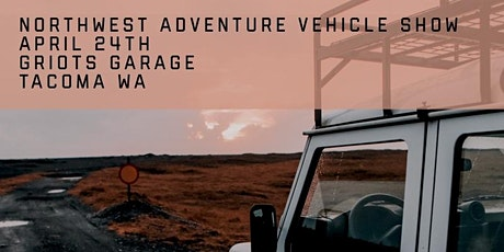 NW Adventure Vehicle Show tickets