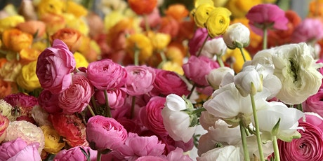 Forever Bloom Farm  - Spring Fling Workshop – Pescadero, CA – 03/27/21 tickets