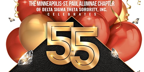 Chapter 55th Anniversary Fundraiser tickets