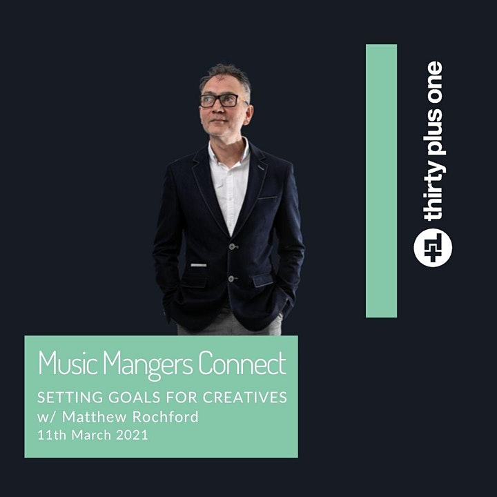 Music Managers Connect: March image
