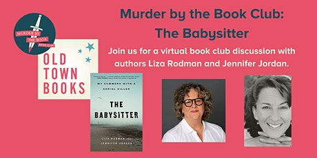 Murder by the Book Club Author Event: The Babysitter tickets