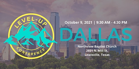 Level Up Dallas 2021 tickets