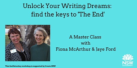 Unlock your writing dreams: find the keys to 'The End' tickets
