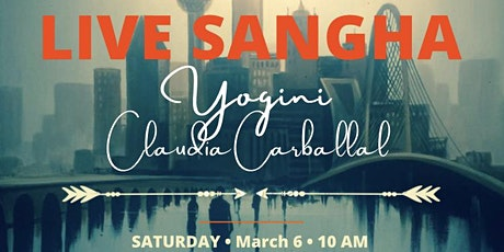 Sangha with Claudia Carballal tickets