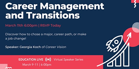 Career Management and Transitions tickets