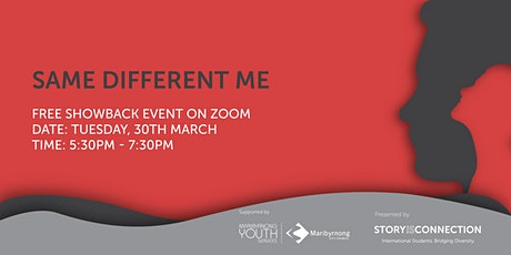 'Same Different Me'  Performance Showcase | Authentic storytelling | tickets