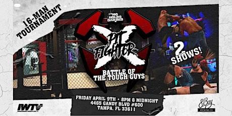 PFX: Battle Of The Tough Guys (Show 2) tickets