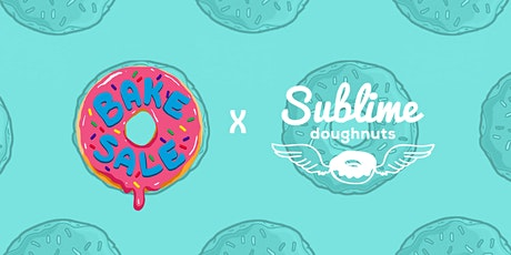 Phay x Sublime Doughnuts: Bake Sale tickets