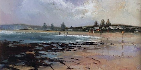 Peter Fennell One Day Oil 'The Entrance Seascape' Workshop tickets
