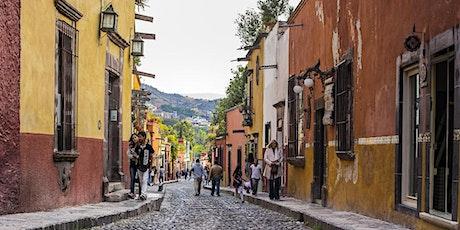 San Miguel de Allende Experience 2022 boletos