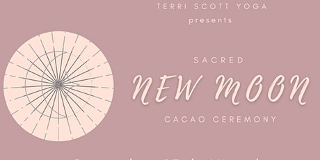 Sacred New Moon Cacao Ceremony tickets