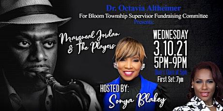 Dr. Octavia Altheimer For Bloom Township Supervisor Fundraiser tickets