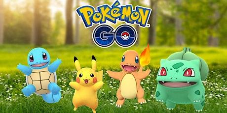 Let's Go On a Socially Distant Pokémon Walk - March Edition tickets