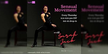 Sensual Movement tickets