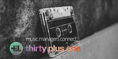 Music Managers Connect - July tickets