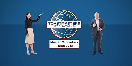 Master Motivators Club 7213 Virtual Open House! tickets