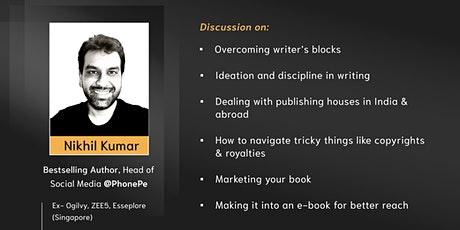Masterclass on Publishing Your Book tickets