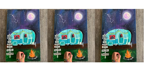 Sold Out! Camper: Sidelines with Artist Katie Detrich! tickets