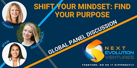 SHIFT YOUR MINDSET: FIND YOUR PURPOSE tickets