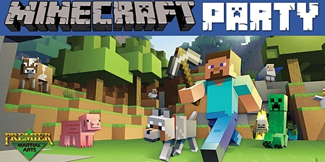 Minecraft - Parents Night Out tickets