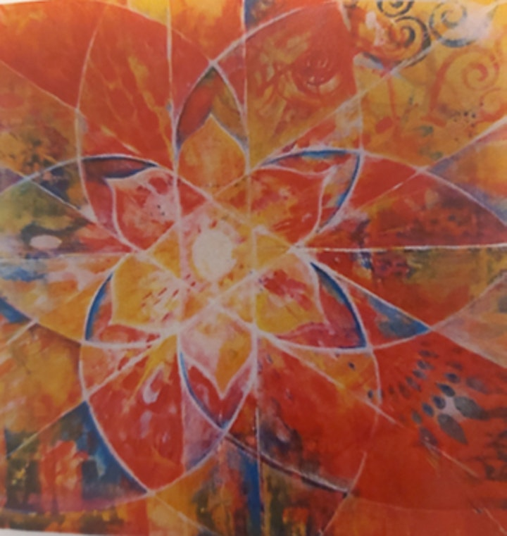 Meditative Painting with Anne Ind image