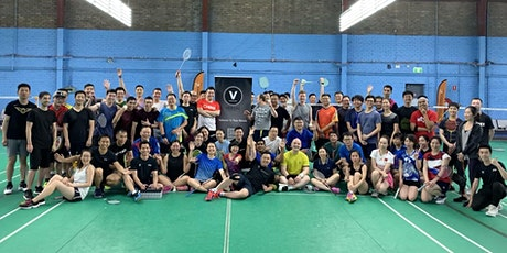 Versal Badminton Club  - Tuesday 7pm-11pm tickets