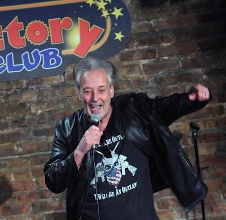 The Reverend Bob Levy: From Howard Stern! (Rated-R) image