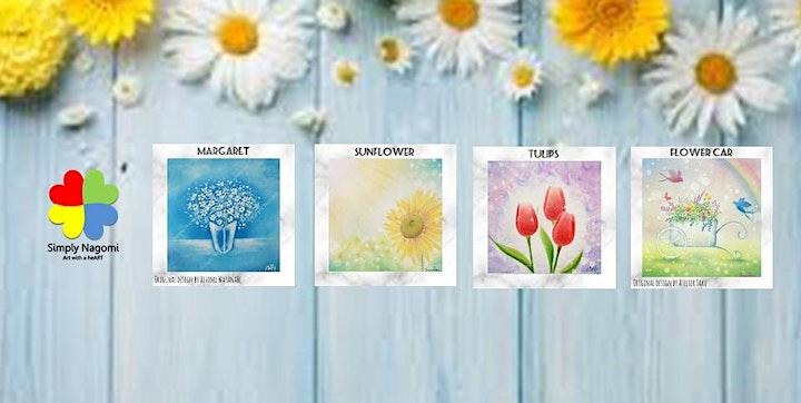 Online Workshop_Sunflower image