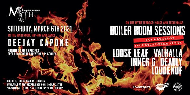 Boiler Room Sessions at Myth Nightclub | Saturday 03.06.21 image