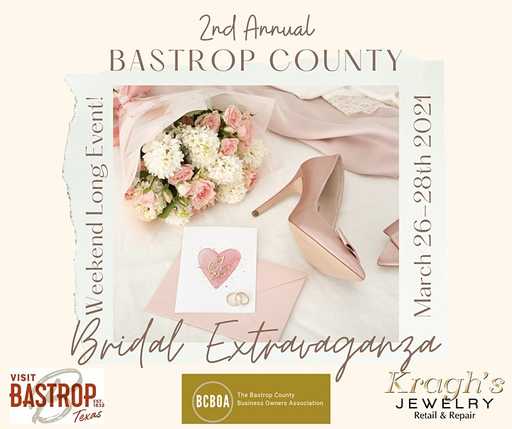 2021 Bastrop County Bridal Extravaganza image