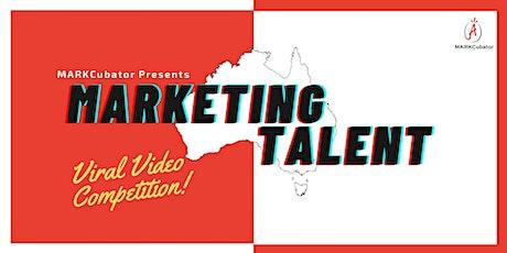 Australia Marketing Talent 2021 tickets