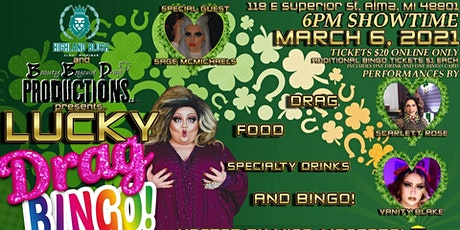 Lucky Drag Bingo at Highland Blush! tickets