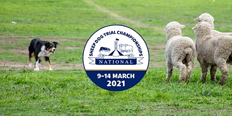 National Sheepdog Trial Championships - 9-14 March 2021 tickets