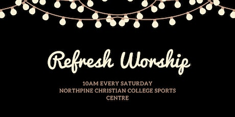 Refresh Worship -  March 20 (In Performing Arts) tickets