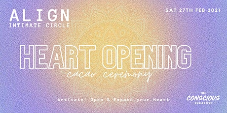 ALIGN - Heart Opening Cacao Ceremony tickets
