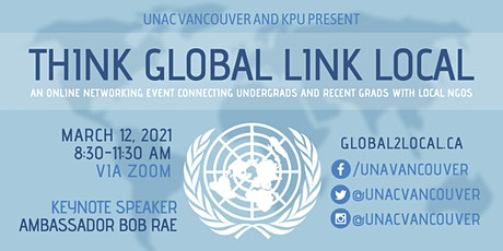 Think Global Link Local 2021 tickets