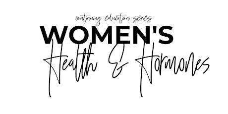 Women's Health & Hormones, Week 7 Essential Oil Education tickets
