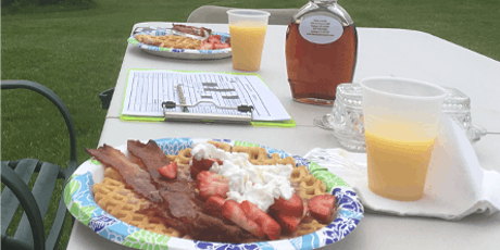 3rd Annual Apple Blossom Brunch tickets
