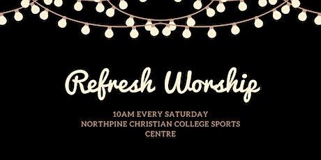 Refresh Worship - March 27 tickets