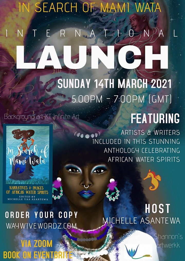 In Search of Mami Wata International Launch image