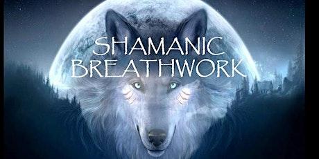 Shamanic Breathwork - A Full Moon Journey tickets