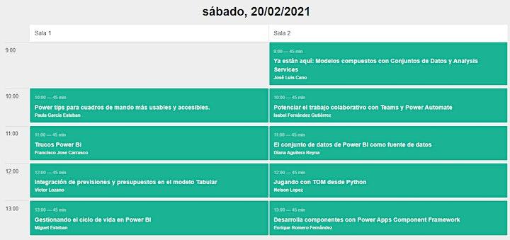 Imagen de Global Power Platform Bootcamp Madrid 2021