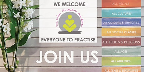 Multicultural Mindfulness Discussion and Practice Gathering tickets