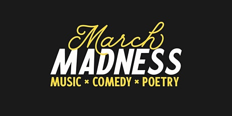 Festival Spirit Presents... March Madness tickets