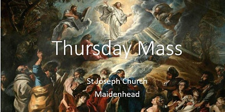 Book Online: Thursday Mass (St Joseph) tickets