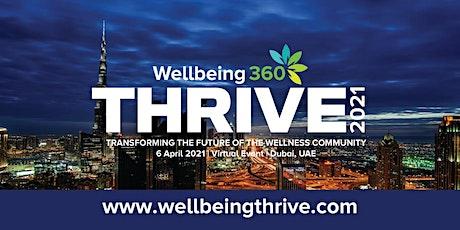 Wellbeing360 THRIVE tickets